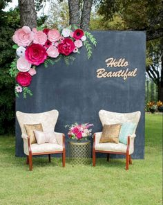 Large paper flower wall wedding shower backdrop by PaperFlora wedding backdrop Flower Wall Wedding, Bridal Shower Flowers, Paper Flowers Wedding, Bridal Showers, Wedding Wall, Bridal Shower Chair, Bridal Shower Backdrop, Wedding Verses, Shower Baby