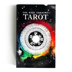 THE WILD UNKNOWN TAROT DECK - Wicca Witch Pagan Goth 2ND EDITION FINAL PRINTING