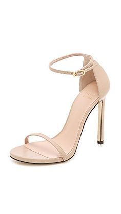 Stuart Weitzman Womens Nudist Heeled Sandal Adobe 7 M US >>> To view further for this item, visit the image link.