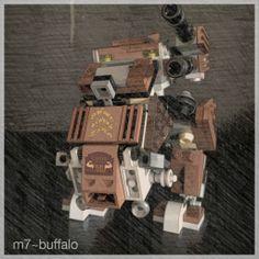 #legomecha m7 buffalo