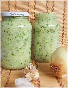 Onion and garlic / Tempero caseiro completo