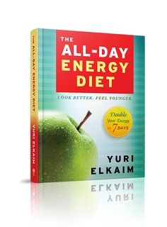It\\\'s been more than a year in the making and now we\\\'re just one week away from the official release of my new book - The All-Day Energy Diet. It hits store on September 23, 2014.And I\\\'ll be giving you tons of amazing surprise bonuses when you grab your copy ...