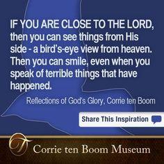 Corrie ten Boom Quotes