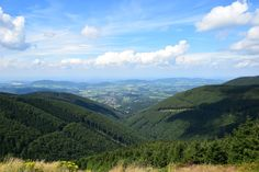 Beskidy, Czechy, Radegast Beautiful Places, Bright, Mountains, Nature, Travel, Naturaleza, Viajes, Trips, Nature Illustration