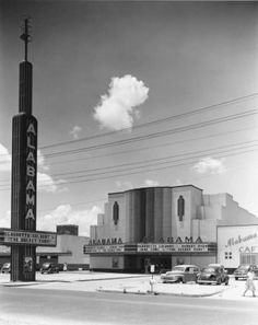 Alabama theatre is now a Trader Joes. Hey at least it's still standing which is more than can be said for most historical buildings in Houston.