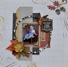 Layout: Home Is Where The Heart Is
