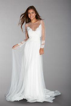 Les robes de mariée de Fabienne Alagama - Collection 2016 | Modèle : Lilly | Crédits : Fabienne Alagama | Donne-moi ta main - Blog mariage