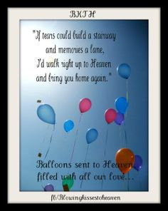 Sending Balloons To Heaven Filed With Love My Angel Birthday Wishes In Its