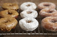 Delight every member of the family with a fresh spin on homemade doughnuts. For more delicious recipes, visit P&G everyday today!