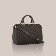 Louis Vuitton Speedy 30 Bandouliere... I can put pretty much everything in it! LoL