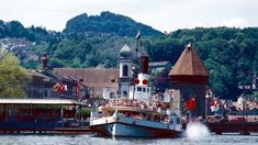 Paddle Steamer on Lake Lucerne - Switzerland Tourism