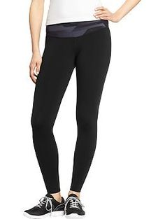 cold weather running gear, old navy compression running tights