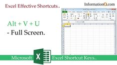 Microsoft Excel keyboard shortcuts for PC and Mac. Shortcuts of File, Entering data,  Workbook and Others.  #Excel #ExcelSheet #ExcelShortcuts #ShortcutsKeys #MicrosoftExcel