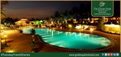 Bringing together luxury, relaxation and efficiency, @GoldenPalmsHotelAndSpa, Bengaluru, infuses a breathtaking delight, leaving our guests spell-bounded each time. Visit now at www.goldenpalmshotel.com for more details. #TuesdayTravelDiaries
