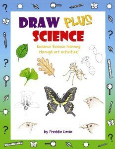 Amazon.com: Draw Plus Science (9780939217915): Freddie Levin: Books