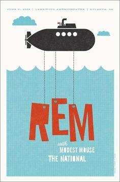 REM poster