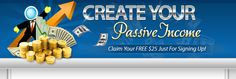 WOW..!  * FREE * $25 Share Today! Join Now... http://www.createyourpassiveincome.com/?magictime#sthash.YSE7UDtl.dpuf