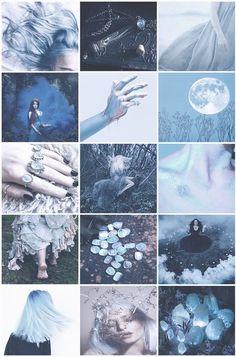 Moonstone Witch aesthetic - Aesthetics Chaos