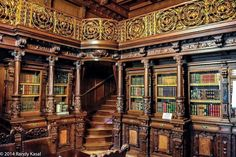 Romanian library