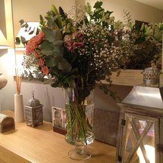 #InstagramELE #ParaQue  Cualquier día es especial para que alguien te regale flores  #sp102s16 #flores #casa