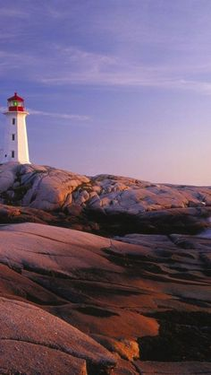 Peggy's Point Lighthouse, Nova Scotia