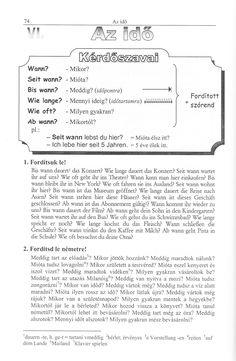 Maklári Tamás - Német nyelvtani ABC German, Material, Facebook, Learning, Learn German, Grammar, School, Germany, Life