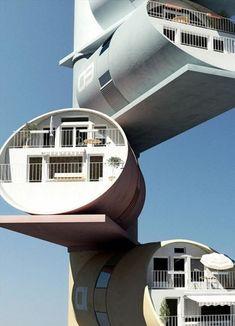 Cylindrical Houses