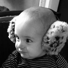 Andor baba fülvédőben, 2o15 január