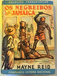 Os Negreiros da Jamaica, Mayne Reid Jamaica, Book, World, Lyrics, Negril Jamaica