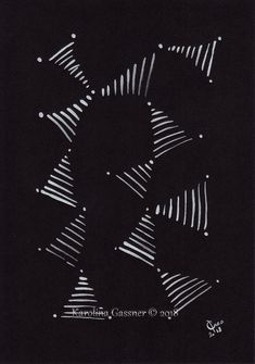 Unbalanced - Gassner - ink painting on black paper - cm in a cm mount Group Art, Black Paper, Ink Painting, Ink Drawings, Abstract, A4, Paintings, Summary, Paint
