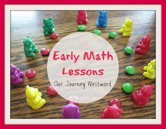 """Early Math Lessons: Teaching division, logic and more to your grader. Good activity to go with """"The Doorbell Rang"""" WOYC Early Math, Early Learning, Kids Learning, Teaching Division, Teaching Math, Teaching Ideas, Math Classroom, Kindergarten Math, Classroom Ideas"""