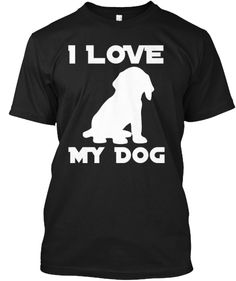 "I Love My Dog shirt, gift for dog lover, gift for animal lover, animal rights, dog fan, dog breeder, dog walker shirt, doggy tee   *HOW TO ORDER?  1. Select Style and Color 2. Click ""Buy it Now"" 3. Select Size and Quantity 4. Enter shipping and billing information 5. Done! Simple as that!  TIPS: SHARE it with your friends, order together and save on shipping.   Need Help Ordering?Call Support (1-855-833-7774 FREE) Monday-Friday OR Email: support@teespring.com"