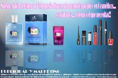 En esta ocasión dejarme informaros que... abordamos vuestras campañas publicitarias mostrando los productos de cosmética que comercializáis y a los que  incluimos... el logotipo o firma comercial de vuestro local, sin más...nos despedimos  hasta... otro consejo comercial, que paséis buen día. ;-) Recibid tod@s un fuerte abrazo!! https://www.facebook.com/ImagenDigital2000/photos_albums http://www.pinterest.com/josefoxwan/ contacto@lawebya.com http://www.lawebya.com/inicio.html