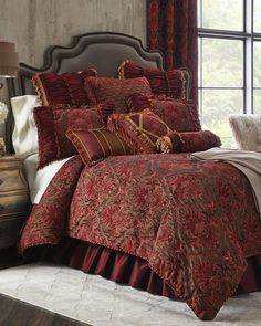 Isabella Collection by Kathy Fielder Maria Christina Bedding