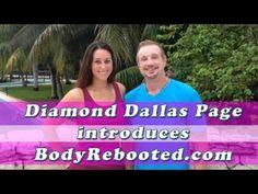 Diamond Dallas Page introduces BodyRebooted.com and DDP Yoga