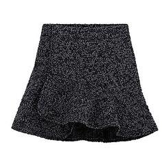 AISNI™ New Fashion Thicken Woolen High Waist Vintage Skirt