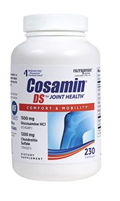 Cosamin DS Double Strength Joint Care (230 Capsules) ** Details can be found by clicking on the image.