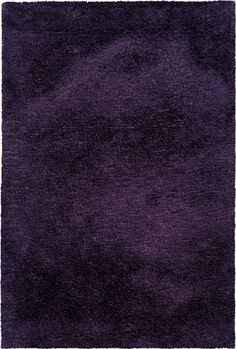 Oriental Weavers Cosmo 81108 Purple/Purple Shag Weave Area Rug – Incredible Rugs and Decor Purple Area Rugs, Thick Yarn, Discount Rugs, Bedroom Carpet, Shades Of Purple, Teal Blue, Aqua, Rugs Online, Cosmos