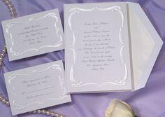 Wedding Invitations by Wedding Invitations -The Office Gal