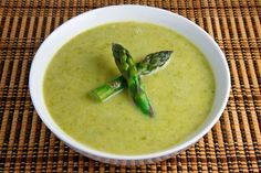 Leek and Asparagus French Potage Recipe