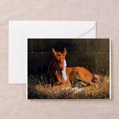 American Saddlebred Art Greeting Cards (pk Of 10) on CafePress.com