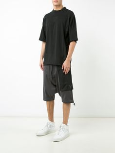 Y-3 - Cargo sport shorts