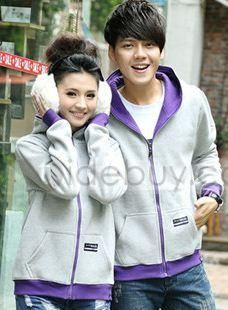 Outfits, Couple Outfits , $17.79, Classy New Arrival Long Sleeves Hooded Couple Outfits