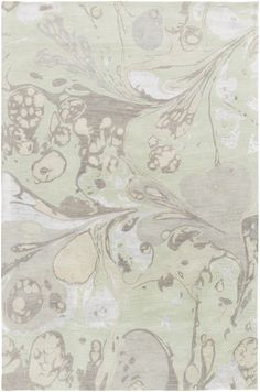 Forget Me Not Rug, Mint