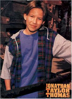JTT  This kid was PLASTERED all over my walls. I'm positive I had this picture. I spent so much damn money on those magazines lol