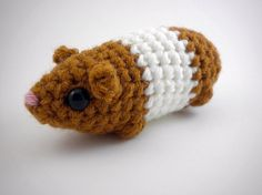 Guinea Pigs AND crochet?! Perfect