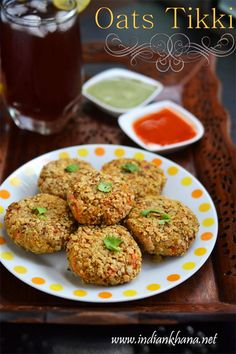 Vegan, easy, healthy, Oats Cutlet or Tikki makes perfect snacks for kids, lunch box or Iftar. Eat oats in new avatar and if you don't like oats it's time to try it with this recipe