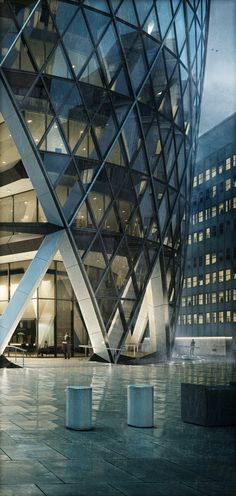 The Gherkin – Swiss Re London | Inspirations Area