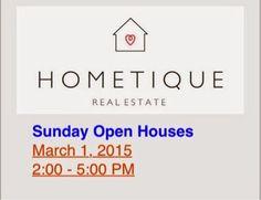 さとうあつこのハワイ不動産: HOMETIQUE open houses 3/1 2-5pm