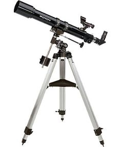 The Orion Observer 70mm EQ is the first telescope I purchased for my Astronomy class, and has taught me a lot.  This telescope has helped me learn the basics of telescopes, and how the stars move.
